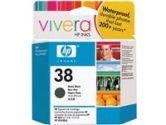 HP 38 C9412A Pigment Ink Cartridge (Hewlett-Packard: C9412A)