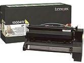 LEXMARK 15G041Y Toner Cartridge (Lexmark International: 15G041Y)