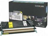 Lexmark C5200YS Yellow Toner Cartridge (Lexmark International: C5200YS)
