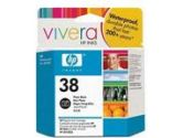 HP 38 C9413A Pigment Ink Cartridge (Hewlett-Packard: C9413A)