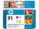 HP HP 91 Magenta & Yellow Printhead (Hewlett-Packard: C9461A)