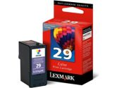 Lexmark # 29 Color Ink Cartridge (Lexmark: 18C1429)