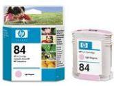HP HP 84 Light Magenta Ink CARTRDG for HP DesignJet 10PS 20PS  & 50PS (Hewlett-Packard: C5018A)