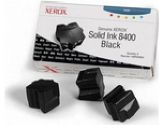 GENUINE XEROX SOLID INK 8400 BLACK 3 STICKS (Xerox: 108R00604)
