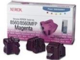 Xerox Solid Ink 8560 - Magenta -Three Sticks (Xerox: 108R00724)