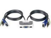 IOGEAR  MINIVIEW MICRO USB PLUS KVM (IOGEAR: GCS632UW6)