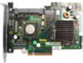 SAS 5iR Controller Card with RAID 0 or 1, for Dell Precision WorkStation 390 (DELL: MG129)