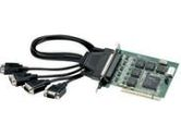 QUATECH QUATECH  SERIAL PCI BOARD  4 PORT (Quatech: QSC-100IND-D9)