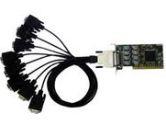 QUATECH QUATECH  SERIAL UNIV-PCI BOARD  8 PORT (Quatech: ESCLP-100)