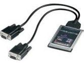 QUATECH QUATECH  SERIAL PCMCIA CARD  2 PORT (Quatech: DSP-200/300)