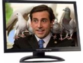 """VisionQuest 24"""" LCD monitor VQL-24WSHD"" New (VISIONQUEST: VQL-24WSHD)"