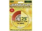 Cables Unlimited 25' 18-AWG SuperFlat Speaker Wire (Cables Unlimited: AUD-5400-25)