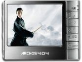 Archos 404 30GB Portable Media Player - Silver  (Archos: 500868)