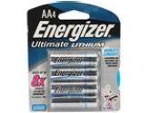 Energizer L91BP-4 AA Lithium Batteries (: L91BP-4)