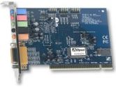 AOPEN AS9600 6 CHANNEL PCI SOUND CARD 5.1 (AOPEN: AW-850)
