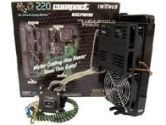 Swiftech H20-220 Compact 3/8IN Dual 120MM CPU Liquid Cooling Kit (SWIFTECH: H20-220 COMPACT)