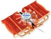 Zalman VF1000 LED Copper Heatpipe VGA Cooler Blue 80MM 1400-2500RPM 18-28DBA (ZALMAN: VF1000-LED)