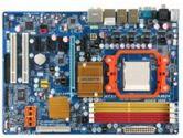 Gigabyte GA-MA770-DS3 AMD770 ATX AM2+ 1PCI-E16 1PCIE1 2PCI SATA W/RAID Sound GBLAN 1394 Motherboard (Gigabyte Technology: GA-MA770-DS3)