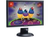 "ViewSonic X Series VX1940w Black-Silver 19"" 2ms(GTG) Widescreen LCD Monitor (ViewSonic: VX1940W)"