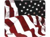 Allsop US Flag Soft Top Mouse Pad (Allsop: 29302)