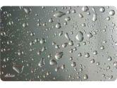 Allsop Widescreen Mouse Pad - Silver Raindrop (Allsop: 29648)