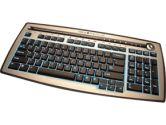 FireFly - Borealis - Illuminated KeyBoard USB (Firefly International Inc: KU-0533)