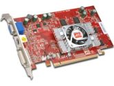 GeCube Radeon X1050 Hypermemory / 256MB DDR / Supports 512MB with Hypermemory / PCI Express / DVI / VGA / TV Out / Video Card (GeCube: HM1050P-D3(R))