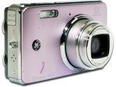 "GE Susan G Komen H855 Digital Camera - 8.0 Megapixels, 5x Optical Zoom, 4.5x Digital Zoom, 3.0"" LCD, Pink (GE: H855PK)"