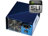 Power Up / 600-Watt / ATX / Dual 80mm Fan / SATA-Ready / SLI Ready / Blue / Power Supply (PowerUp: GEN-2011)