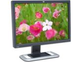 "HP LP3065 30"" Widescreen LCD Monitor - 12ms, 1000:1, WQXGA 2560x1600, DVI x 3, BlackSilver (Hewlett-Packard: EZ320A4#ABA)"