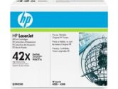 HP Q5942XD LaserJet Black Print Cartridge - Dual Pack (Hewlett-Packard: Q5942XD)