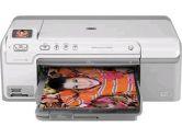 """HP PhotoSmart D5360 Printer - 1.5"""" LCD Display, Duplex, Thermal Inkjet, Photo, USB (HEWLETT-PACKARD: Q8361A#B1H)"""