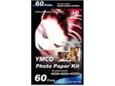 Hi-Touch 4x6 Photopaper Pack for 730-60 sheets (Hi-Touch: 87.P7301.041)