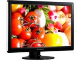 "Hyundai W240D 24"" Widescreen LCD Monitor - 2ms, 1000:1/3000:1, DVI/HDMI, USB (Hyundai IT Corp.: W240D USB)"