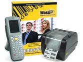Wasp Inventory Control Standard V4 With WDT2200 Laser And WPL305 (WASP: 633808390341)