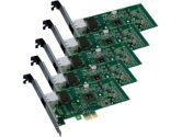 Intel PRO 1000 PCI-e Server Gigabit Network Adapter - (Intel: EXPI9400PTBLK)