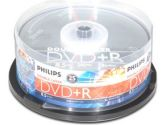 Philips DR8S8B25F/17 25-Pack 8.5GB 8X DVD+R, Double Layer (Philips Consumer Electronics: DR8S8B25F/17)