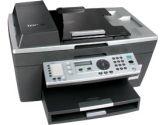Lexmark X7350 4-in-1 Multifunction Inkjet Printer - Inkjet, 4800 x 1200 dpi, 25 PPM Color, 25 PPM Black, Copier, Scanner, PictBridge, Fax (Lexmark: 20W0000)