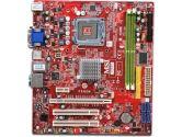 MSI P6NGM-L LGA 775 NVIDIA GeForce7050 / nForce610i Micro ATX Intel Motherboard - Retail (Micro Star International Computer: P6NGM-L)