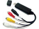 SABRENT USB-AVCPT Usb 2.0 Video & Audio Capture Creator DVD Maker Editor Adapter (Sabrent: USB-AVCPT)