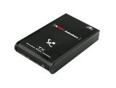 Vantec AVX-100TX Avox Jukebox 2.5IN Hard Drive Enclosure USB2.0 Video Audio Player W/ Remote Control (: AVX-100TX)