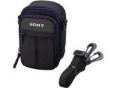 Sony's LCSCSJ Soft Carrying Case for Cybershot Digital Cameras (Sony: LCSCSJ)