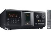 Sony CDP-CX355 300 Disc MegaStorage CD Changer (SONY: CDPCX355)