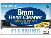 Sony's V825CLD 8MM Head Cleaner (SONY: V825CLD)