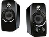 Creative Inspire T10 10 W 2.0 Speaker System - Retail (Creative Technology: 51MF1601AA000)