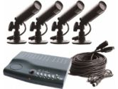 Homeland Security 4 Color Camera System (Homeland Security Cameras: 4821)