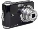 General Electric A730 Digital Camera - 7 Megapixel, 3x Optical Zoom, 4.8x Digital Zoom, 2.5 LCD, Black (General Electric Company: A730BK)