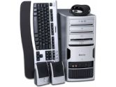 Gateway GT5028 Refurbished AMD Desktop PC - AMD Athlon 64 X2 3800 2GHz, 1GB DDR, 250GB HDD, DVD RW DL, DVD-Rom, Flash Reader, nVIDIA GeForce 6100 Integrated, Windows XP Media Center (Gateway: GT5028)