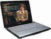 Toshiba Satellite Pro A200-01H Laptop Computer - Intel Celeron M 540 1.86GHz, 802.11a/b/g Wireless, 1GB DDR2, 120GB HDD, Dual Layer DVD RW, 15.4 WXGA, Windows Vista Business (TOSHIBA: PSAE4C-01H0BC)