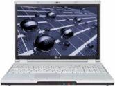 LG E500-G.APB5A9 Notebook PC - Intel Core 2 Duo T5450 1.66GHz, Bluetooth, 802.11b/g Wireless, 2GB DDR2, 200GB HDD, DL DVDRW, 15.4 WXGA, Webcam, Windows Vista Home Premium (LG ELECTRONICS: E500-G.APB5A9)